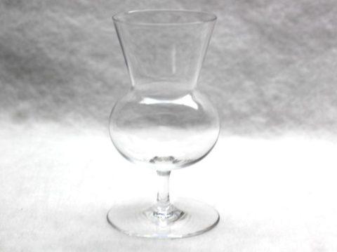 バカラのシスルのブランデーグラス