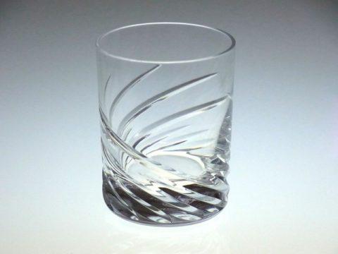 バカラのスピンのロックグラス