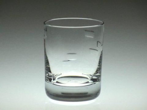 バカラのホライズンのロックグラス