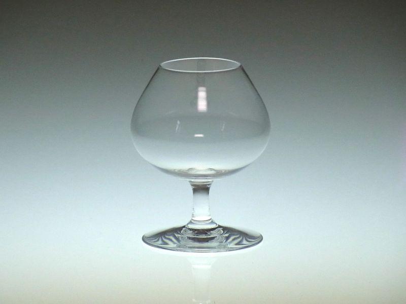 バカラのブランデーグラス