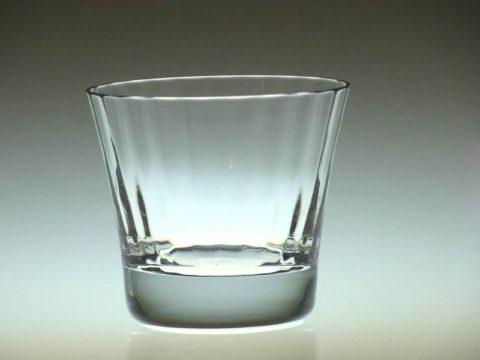 バカラのミルニュイのロックグラス