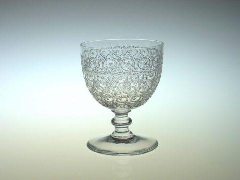 バカラのローハンのワイングラス