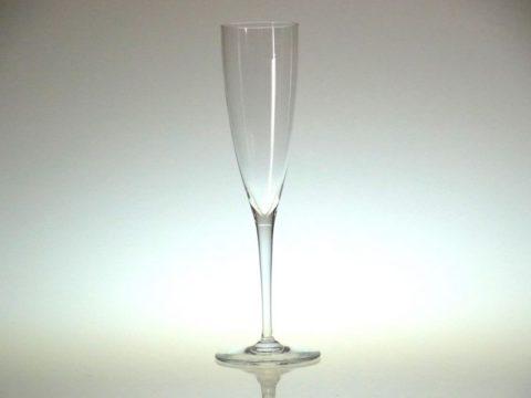 バカラのドンペリニヨンのシャンパンフルート