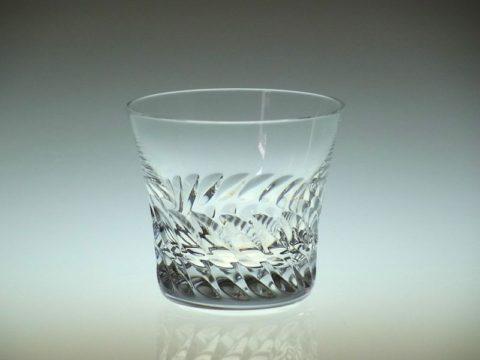 バカラのグローリアのロックグラス