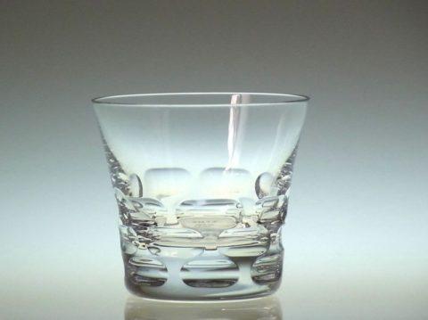 バカラのルチアのロックグラス