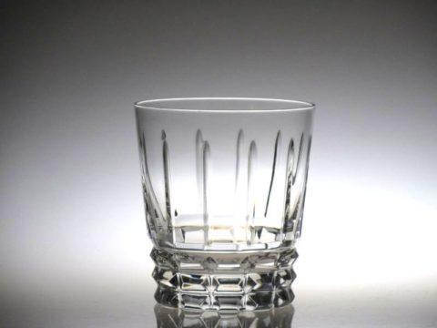 バカラのアルルカンのロックグラス