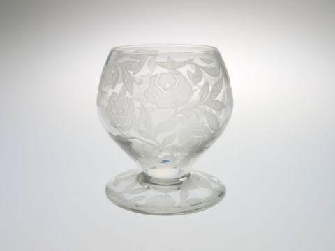 バカラのフォントネーのショットグラス