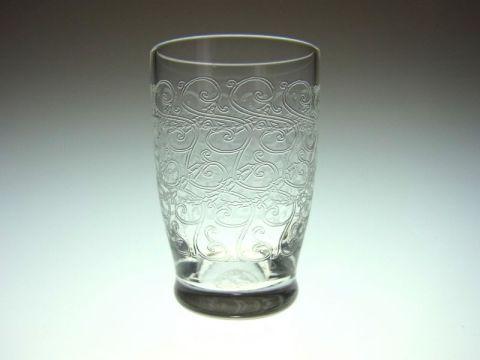 バカラのクヴィユのショットグラス