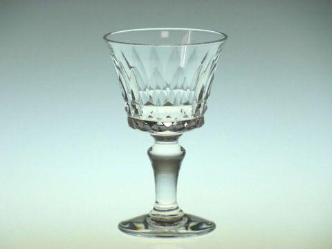 バカラのピカデリーのリキュールグラス