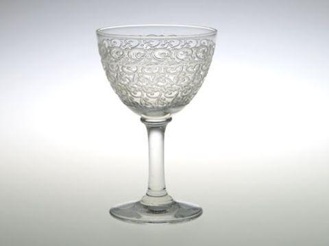 バカラのコンブール、ローハン亜種のリキュールグラス