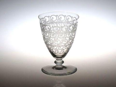 バカラのシャトーブリアン、ローハン亜種ワイングラス