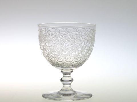 オールドバカラのローハンのワイングラス
