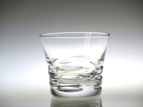 バカラのローラ、ロックグラス
