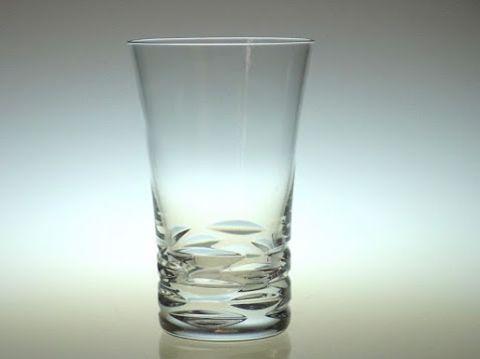 バカラのローラのハイボールグラス
