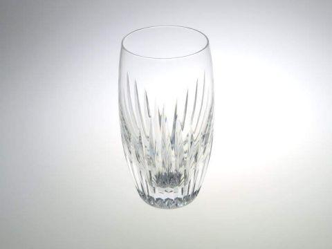 バカラのマッセナのハイボールグラス斜め上