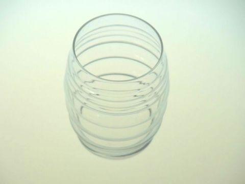 バカラの雲形タンブラー、もこもこのハイボール(タンブラー)グラス