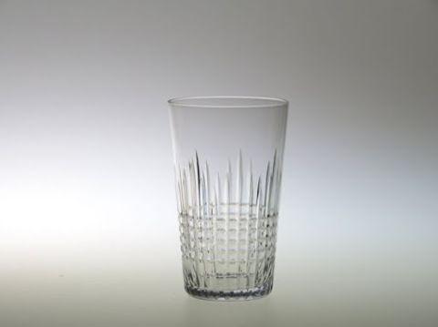 バカラのナンシーの小ぶりなハイボール(タンブラー)グラス