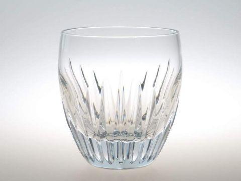 バカラのマッセナのロックグラス