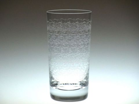 バカラのローハンのハイボールグラス