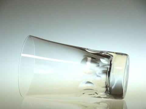 バカラのベルーガのハイボール(タンブラー)グラス横向き