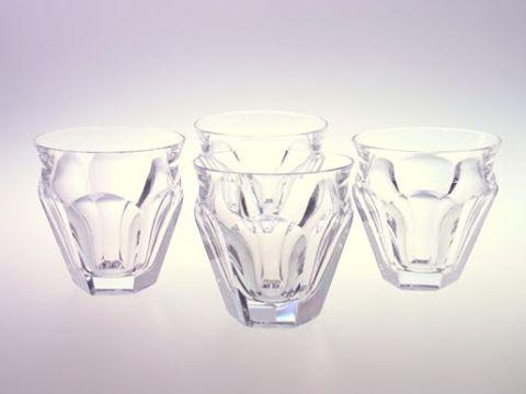バカラのタリランドのタンブラー型、コップ型グラス4客セット