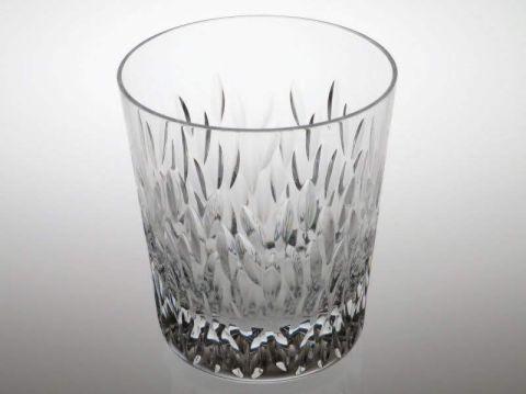 バカラのロックグラス、バリ