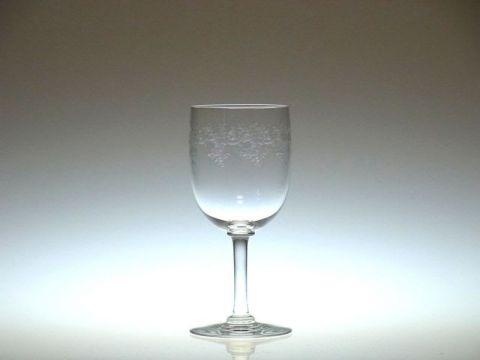 バカラのワイングラス、セビーヌ