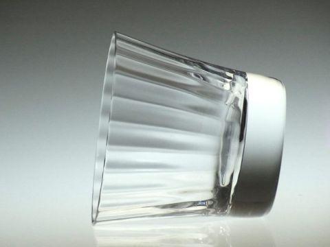バカラのロックグラス、ミルニュイ横向き
