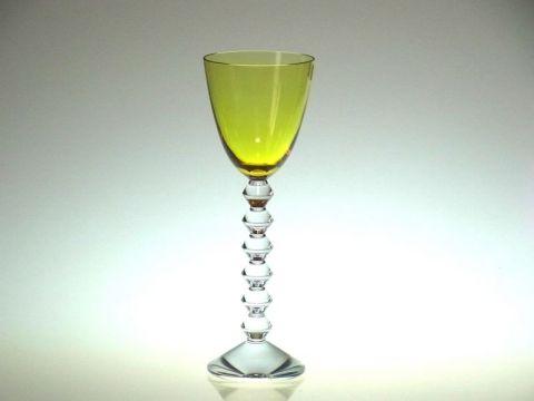 バカラのワイングラス、ベガフォルテッシモ黄色