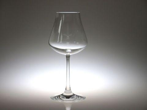 バカラのワイングラス、シャトー