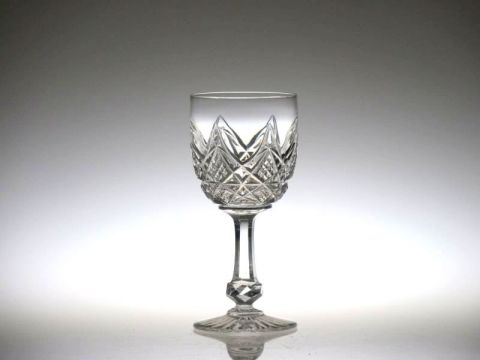 バカラのワイングラス、コルベール