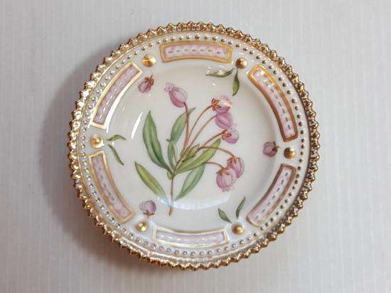 ロイヤルコペンハーゲン フローラダニカ ミニバター皿