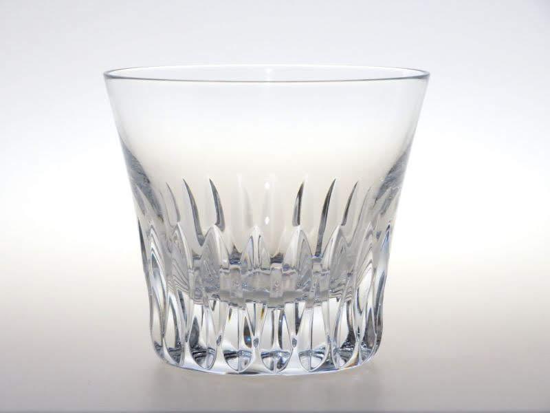バカラのヴィータのロックグラス、ティアラ似