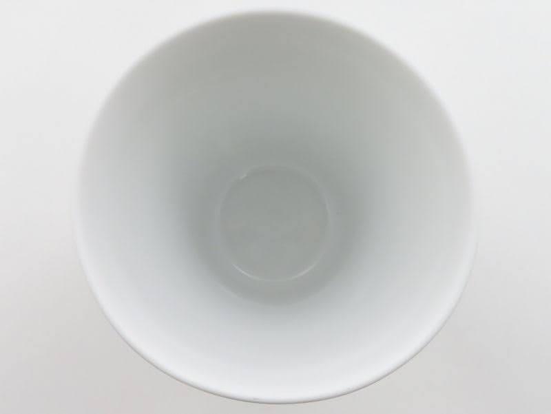 ロイヤルコペンハーゲンのメガ、スタイルカップ真上