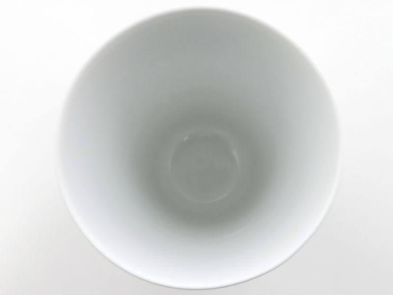 ロイヤルコペンハーゲンのフリーカップ、メガ上から