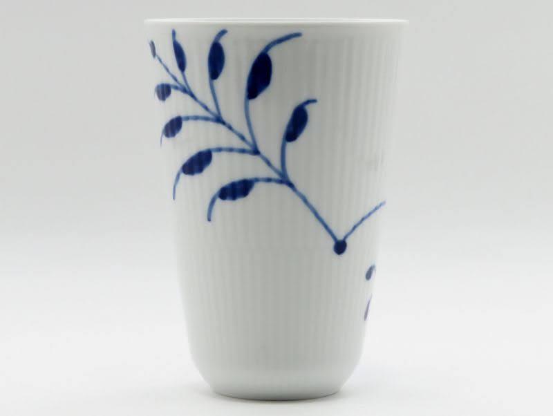 ロイヤルコペンハーゲンのフリーカップ、メガ後ろ面